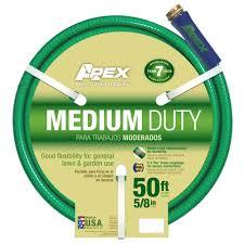 garden hoses at home depot. Plain Garden Medium Duty Water Hose Throughout Garden Hoses At Home Depot D