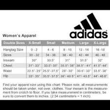 Adidas Conversion Chart We Love Adidas 3 Stripes Forever Size Charts
