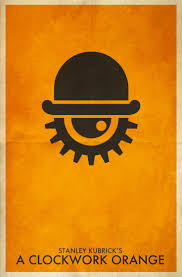 best ideas about a clockwork orange film posters stanley kubrick a clockwork orange mini st posters