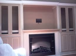 Small Picture Wall units with fireplace