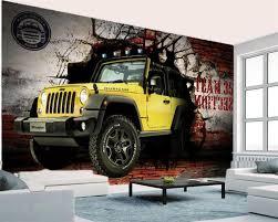 3D Hd Wallpapers Jeep : 3d Mural Living ...