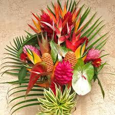 best of kauai tropical flower arrangement