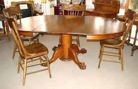 antique round table with claw feet antique round oak table antique oak table and chairs for antique round table