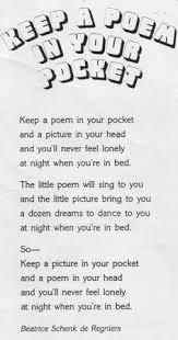 inspirational poems for children