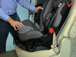 how to install safety 1st car seat with