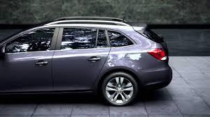 Nuevo Chevrolet Cruze Station Wagon - YouTube