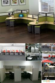 office cubical. Hundreds Of Office Cubicle Options In Kansas City To Work Any Furniture Ks Showroom Green Cubical
