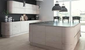 malton handleless kitchen