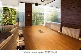 modern design office. Empty Interior Of Modern Design Office
