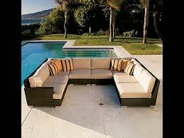 Wicker Outdoor Sofas Chairs U0026 Sectionals  Shop The Best Deals Outdoor Patio Furniture Sectionals
