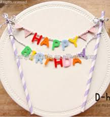 custom happy birthday banner custom design flag banner happy birthday banner bunting banner