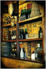 behind bar shelving home bar shelving ideas cool shelves ad with decor 4 restaurant bar shelving