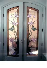 stained glass front door images uk side panels