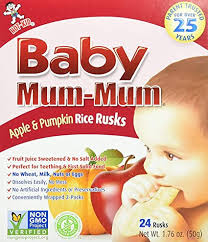 Baby Mum Mum Apple 1.76 Ounces (Case of 6 ... - Amazon.com