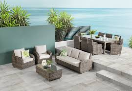 outdoor furniture. Interesting Furniture Vivian 13 Piece Outdoor Package Throughout Furniture