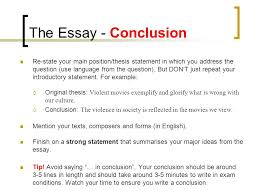 example conclusion to argumentative essay essay on panspermia example conclusion to argumentative essay