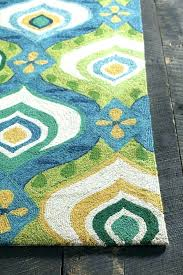 blue and green outdoor rug blue yellow rugs blue yellow green area rugs rug designs red