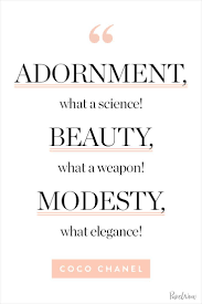 Coco Chanel Quotes On Beauty Best of 24 Coco Chanel Quotes To Guide You Through Life In Style Pinterest