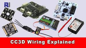 cc3d flight controller wiring connection explained youtube Cc3d Wiring Diagram cc3d flight controller wiring connection explained cc3d wiring diagrams for helicopters
