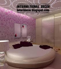 bed furniture designs pictures. Modern Circular Leather Bed Furniture Design 2013 Designs Pictures I