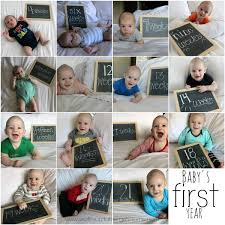 Documenting Babys First Year Wait Til Your Father Gets Home