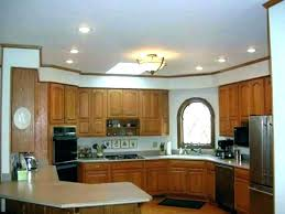 kitchen ceiling exhaust fan cover with light