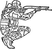 Army Soldier Coloring Page Free Download