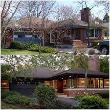 Ranch House Curb Appeal Before After Curb Appeal Pinned For You By Tonyeil Spencer