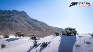 Forza Horizon 5 will show all of the different biomes in its world today