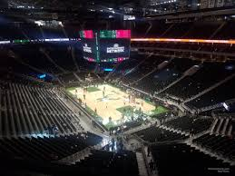 Fiserv Forum Seating Chart With Seat Numbers Fiserv Forum Section 203 Milwaukee Bucks Rateyourseats Com