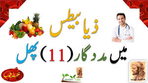 Food Chart For Sugar Patient In Urdu