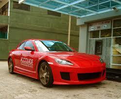 2004 /2005 / 2006 Mazda RX 8 Body Kit