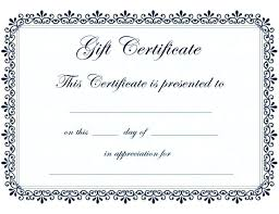 Blank Certificate Of Achievement Template Metabots Co