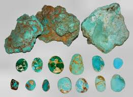 <b>Turquoise</b> as a Mineral and Gemstone | Uses and Properties