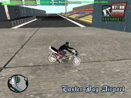 game drag bike race mod
