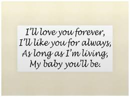 Top 40 Key Tactics The Pros Use For I Ll Love You Forever Quotes Beauteous I Ll Love You Forever Quote