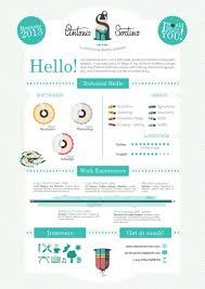 Cool Resumes Custom 28 Cool Resume CV Designs Refrences Pinterest Infographic