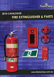 Wormald Fire Extinguisher Chart Flamestop Catalogue By Catherine Wu Issuu