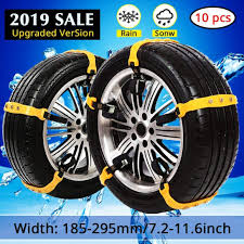 Laclede 3010 Alpine Premier Tire Chains Review Chain Size