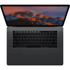 apple 15 4 macbook pro with touch bar late 2016