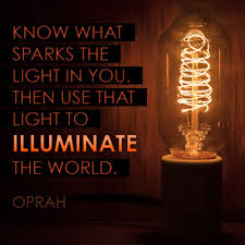 The Light That Shines In Me Quote On Inner Light Light Quotes Oprah Quotes Work Quotes