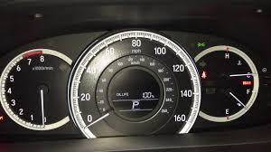 Honda Accord Wrench Light Reset 2016 Accord Oil Life Reset To 100