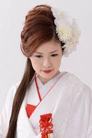 結婚式の髪型特集着物スタイル花嫁さんもお呼ばれさんもmarble