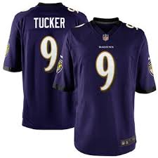 Youth Tucker Rush Baltimore Game Ravens Nike Color Jersey Justin Purple|Pro Soccer Journal