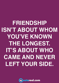 Quotes About Good Friendship Mesmerizing 48 Quotes About Friendship Text Image Quotes QuoteReel
