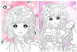 colored pencil techniques book and cartoon princess graffiti book color pencil painting techniques children drawing coloring