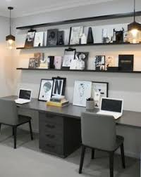 office storage design. Black And White Office Designs For Small Home - Office Storage Design