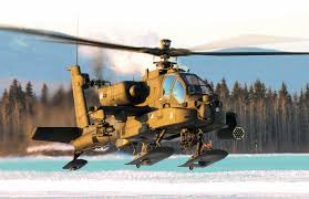 The Army Is Inspecting Its Entire Apache Helicopter Fleet For A