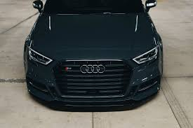 Design S3 Method Audi Facelift 8v Front Splitter Method Effects