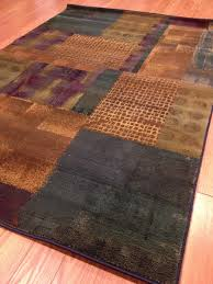 payless rugs clearance blurred panel multi 5 ft 3 in x 7 ft 6 in rug
